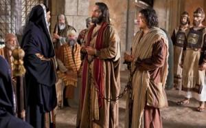 sadducees and jesus relationship to john