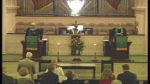 Sanctuary Worship – October 23, 2016