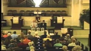 Worship Service – August 30, 2015