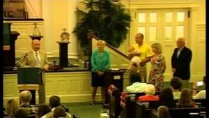 Worship Service – June 21, 2015